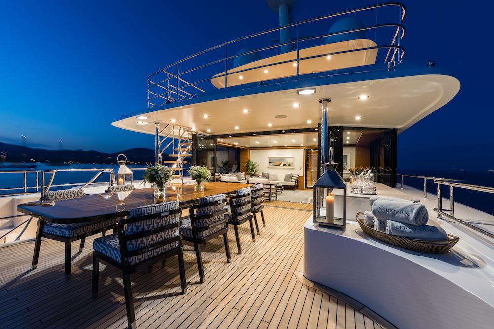 M.Y Brigadoon | Visite à l'intérieur d'un yacht privé accueillant et confortable | World Superyacht Awards, 2019