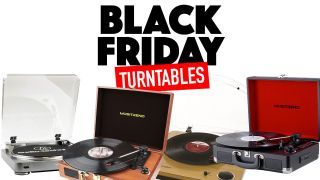 Black Friday turntables