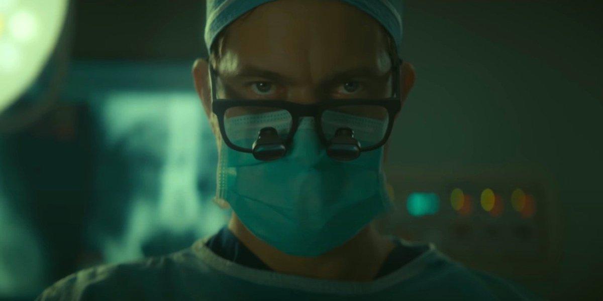 Joshua Jackson on Dr. Death