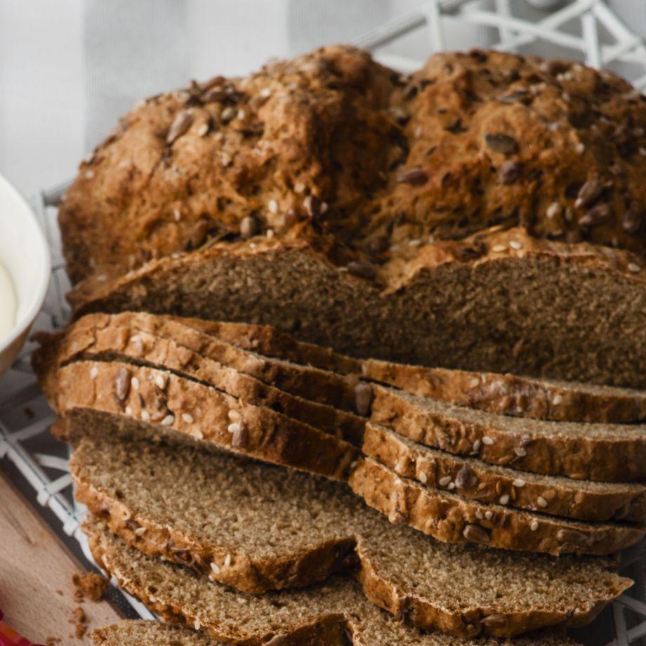 Spelt Soda Bread Recipe