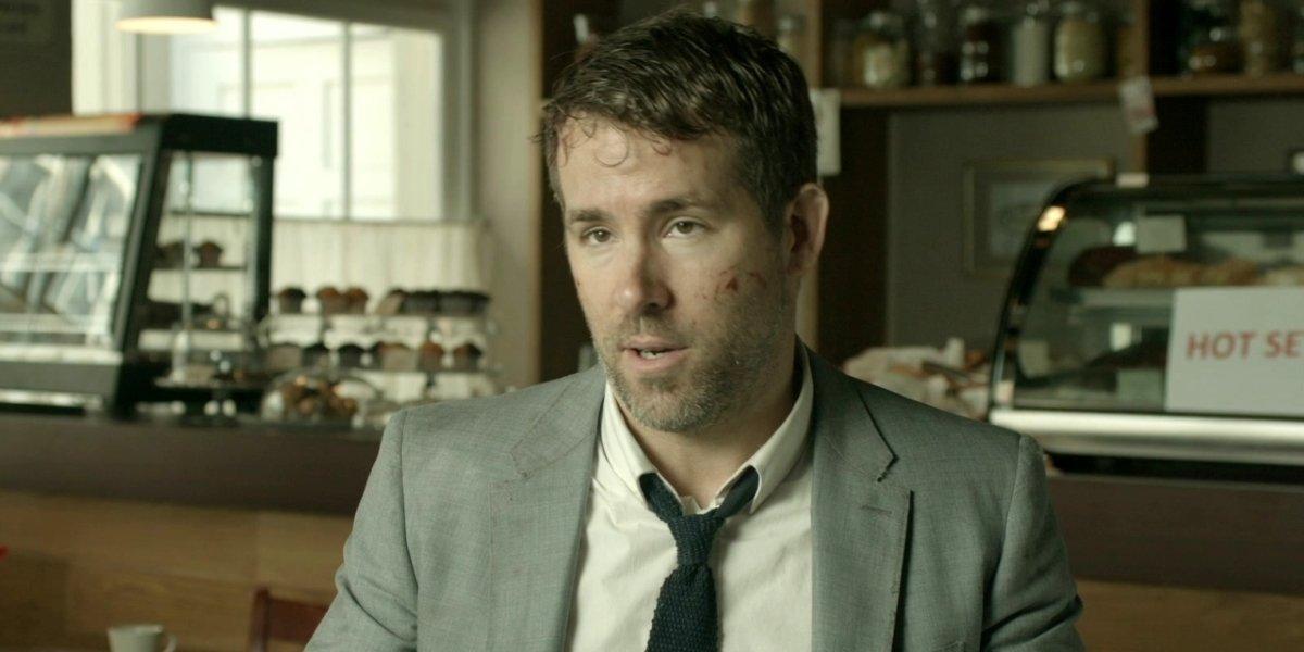 Ryan Reynolds in The Hitman's Bodyguard
