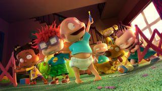 Rugrats Nickelodeon