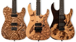 ESP USA Pyrograph Series