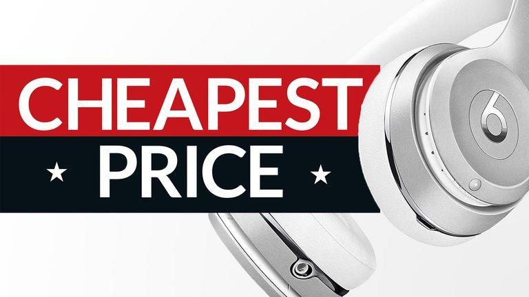 cheap beats solo3 noise cancelling headphones deal