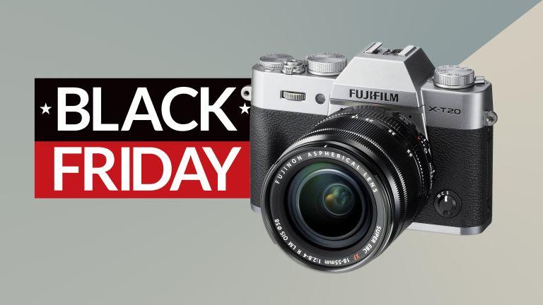 The best Fujifilm X-T20 Black Friday deals