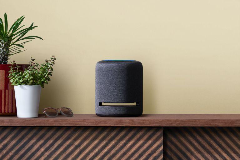 The best smart speaker: Amazon Echo Studio