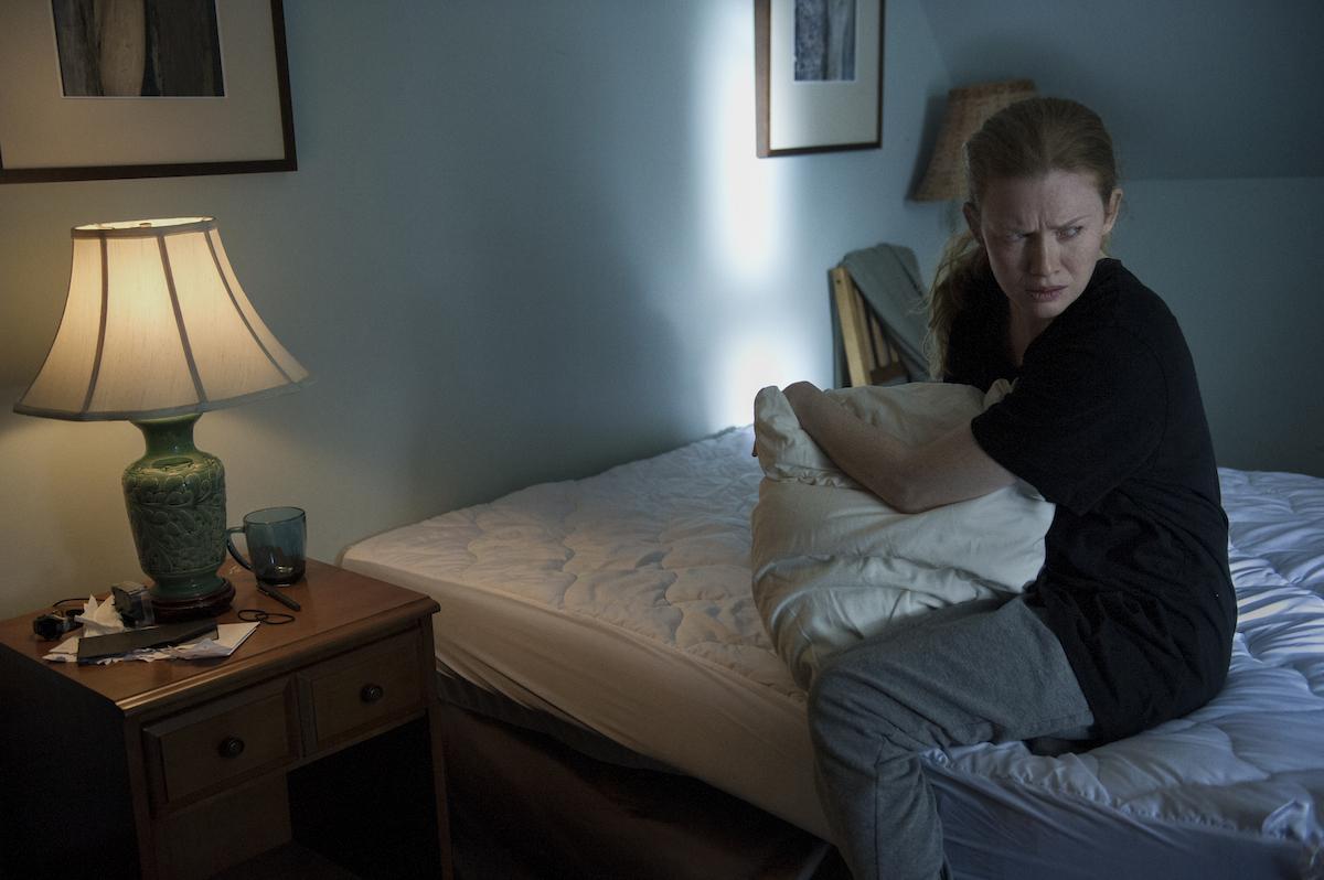 The Killing Season 4 Photo Reveals Joan Allen In Uniform #31613