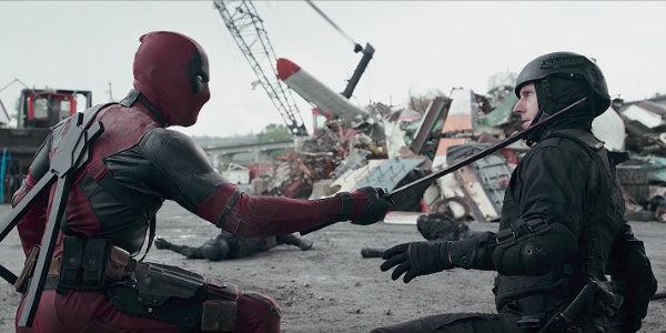 Deadpool Bob scene