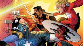 cover of Heroes Return #1