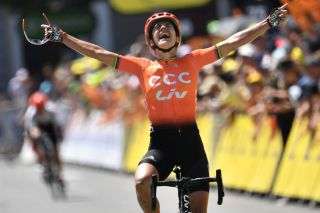 Marianne Vos wins 2019 La Course by Le Tour de France