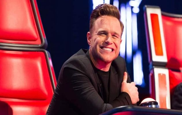The Voice, Olly Murs