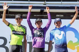 Ivan Sosa (Team Ineos) wins Vuelta a Burgos