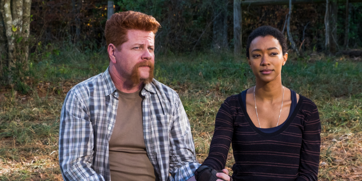 The Walking Dead Michael Cudlitz Abraham Ford Sonequa Martin-Green Sasha Williams AMC