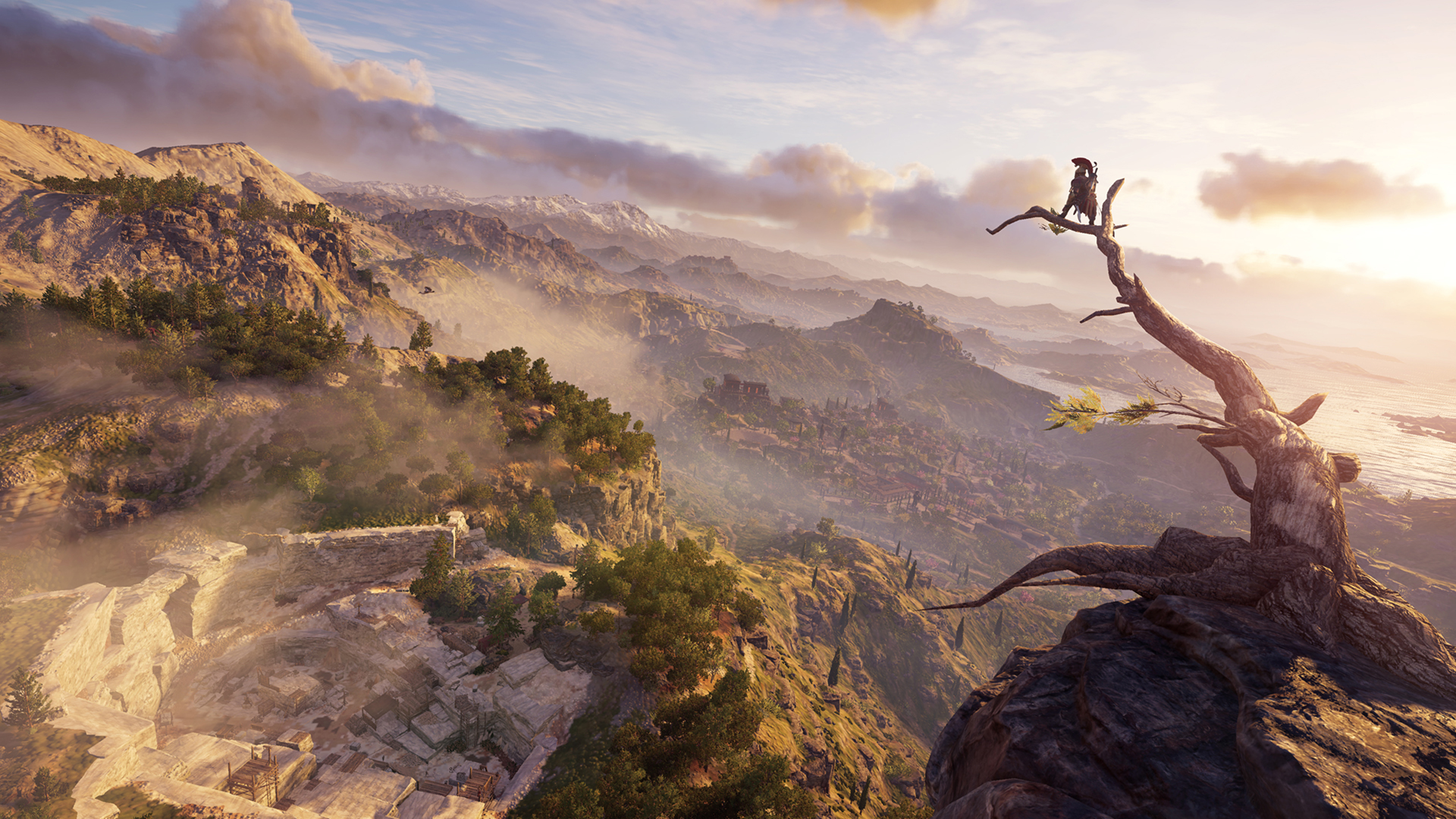 Assassin S Creed Odyssey Is As Close To Greece As You Can Get Without Jumping On A Plane Techradar