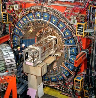 Collider Detector at Fermilab (CDF)
