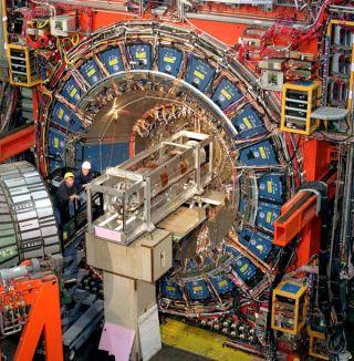 Collider Detector at Fermilab (CDF)