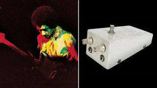 Hendrix's Band of Gypsys Octavia sold at auction