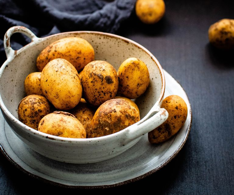 Monty Don's potato planting tips