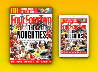 FourFourTwo Summer 2020 Noughties