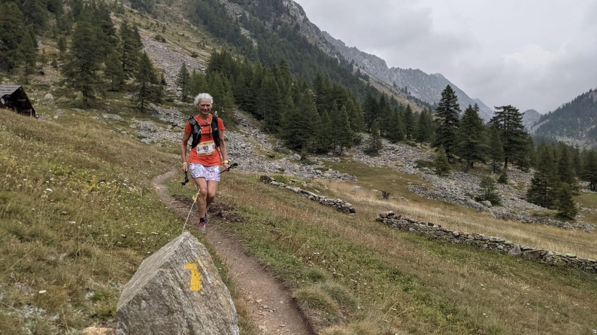Nicky Spinks: Surprise medal in one of world's toughest ultra running races