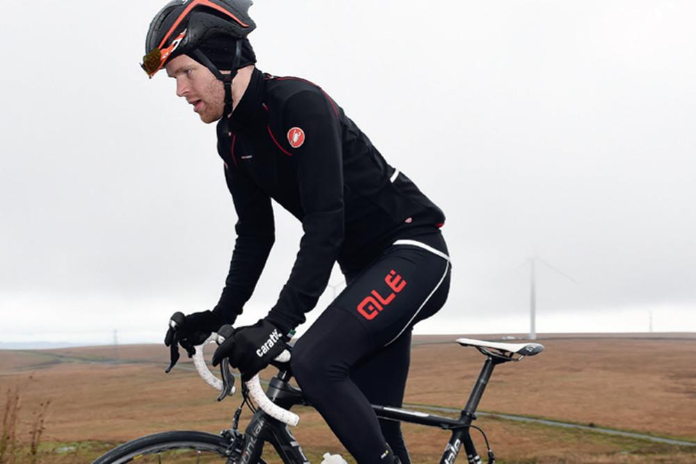 Better than Castelli Gabba? Wet weather racing jackets on test