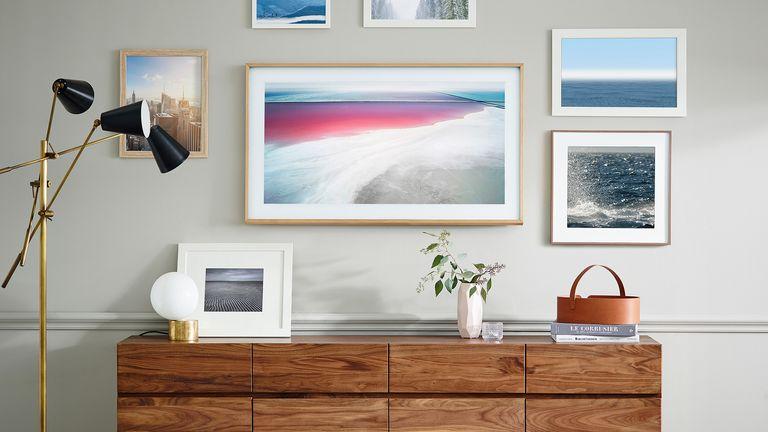 Samsung Frame TV deal on Amazon