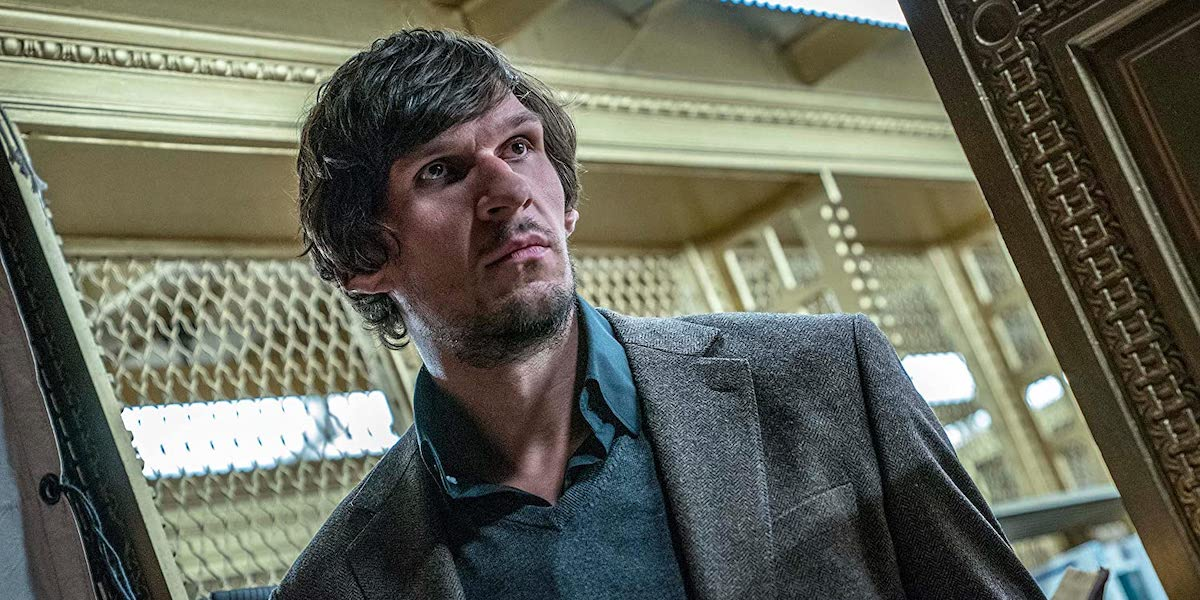 Boban Marjanović in John Wick: Chapter 3 - Parabellum