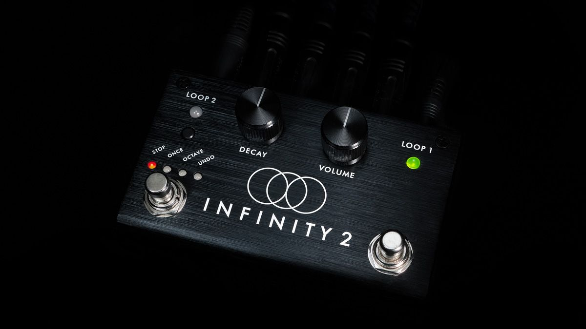 Pigtronix takes looping to infinity and beyond with the new Infinity 2 pedal