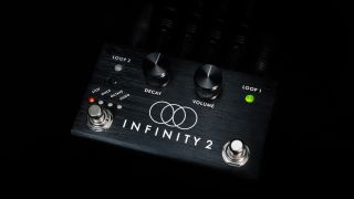 Take your looping to the next level with 15% off Pigtronix's Infinity Looper 2 pedal