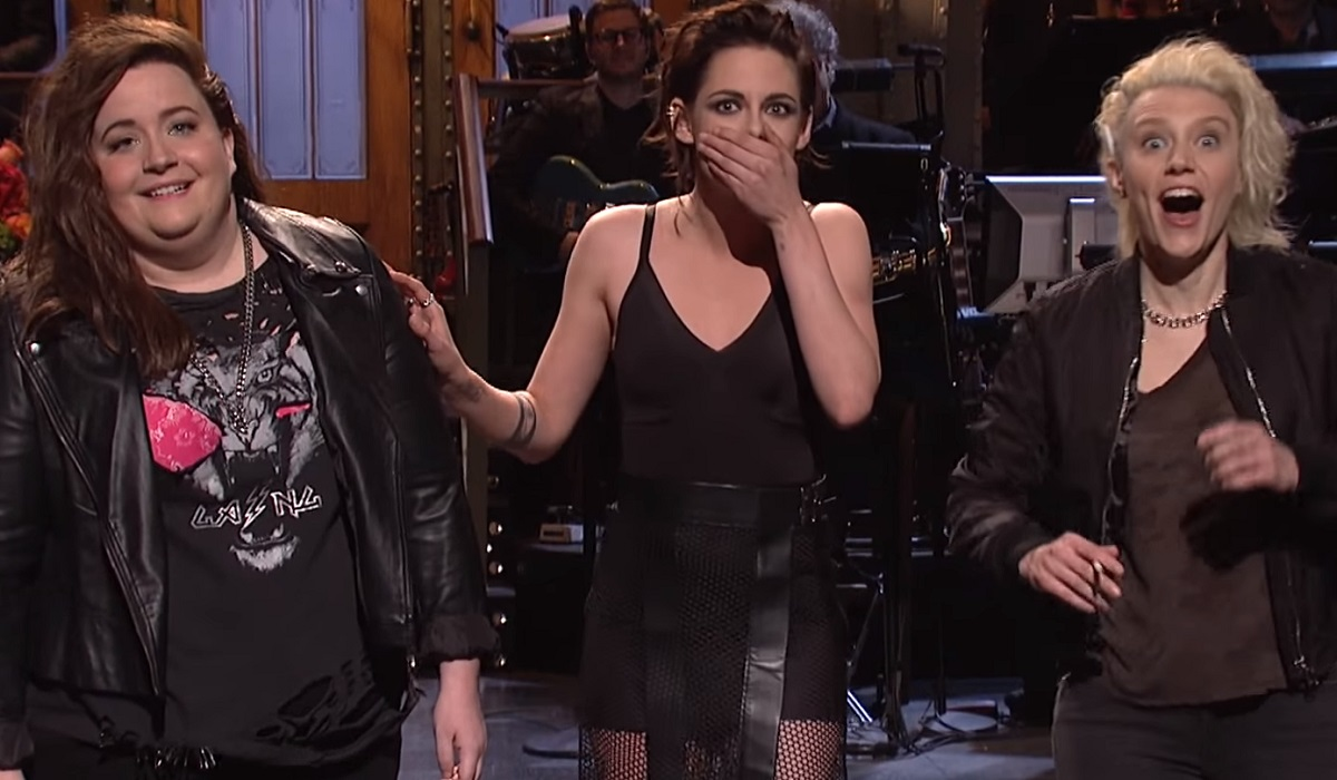 Kristen Stewart Saturday Night Live NBC