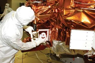 Messages From Earth Ride on Planet-Hunting Spacecraft