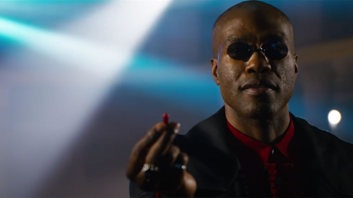 The Matrix 4 actor seems to confirm he's playing Morpheus in the trailer - TechRadar
