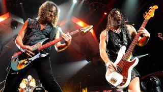 Metallica in 2009