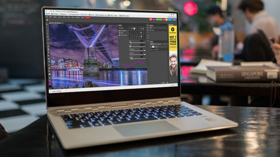 The best online Photoshop alternative 2018: photo editing in your browser
