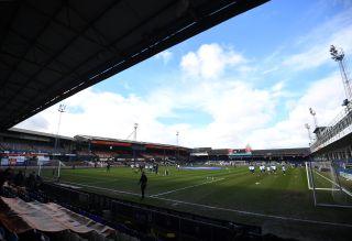 Luton Town v Swansea City – Sky Bet Championship – Kenilworth Road