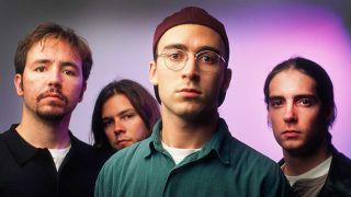 Live in 1994: Patrick Dahlheimer, Chad Taylor, Ed Kowalczyk, Chad Gracey
