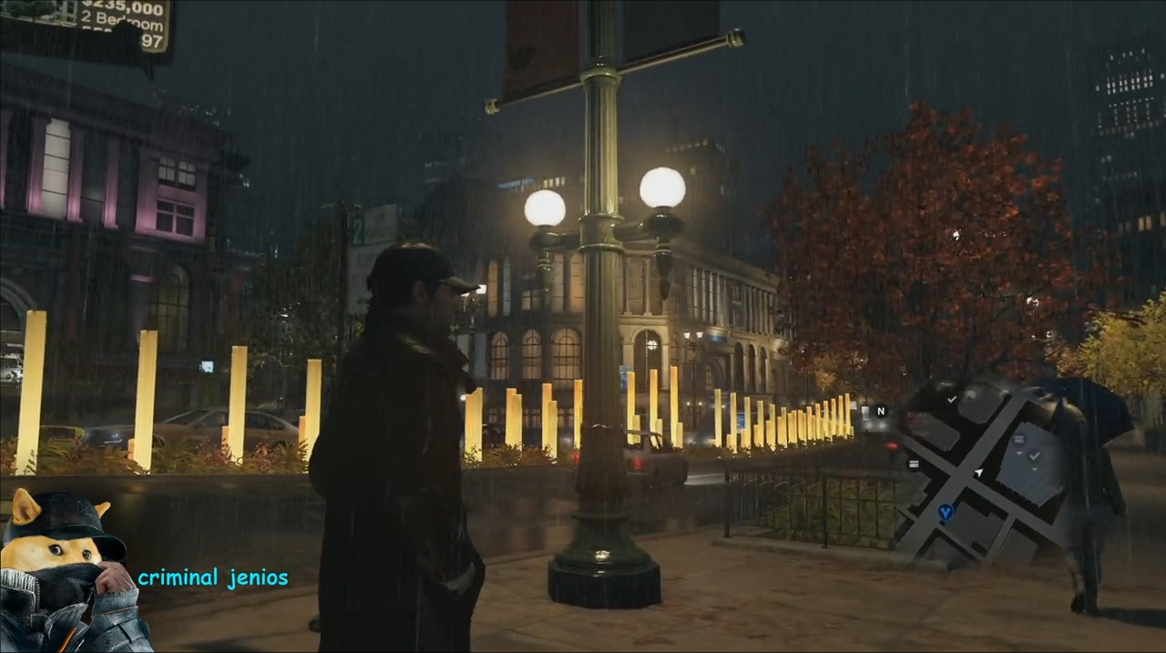 Watch Dogs: PS4 Vs Xbox One Night Time Graphics Comparison