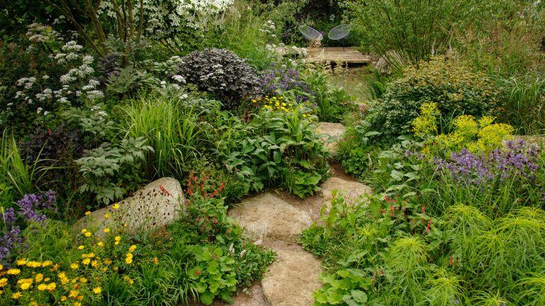 RHS Garden for A Green Future
