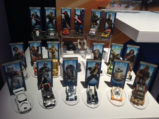 'Star Wars' Hot Wheels