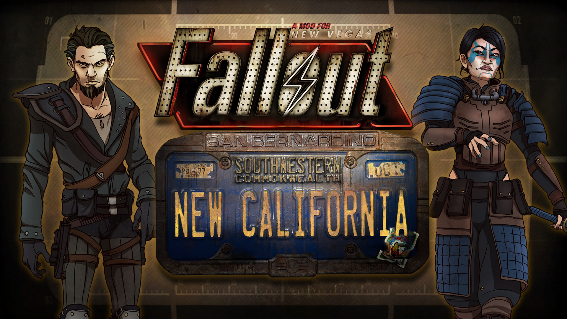 Fallout New California mod launches beta after almost 7 years in