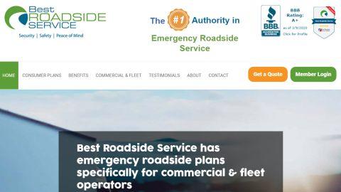 BRS Roadside Service review