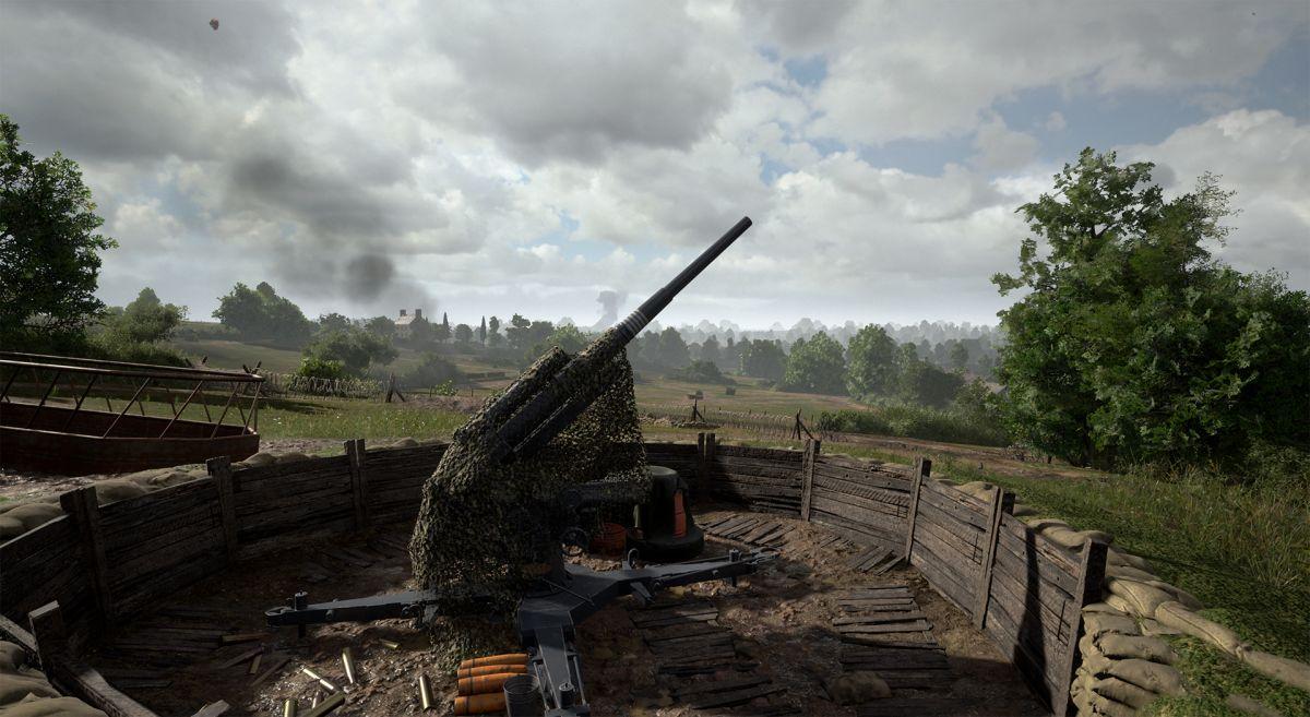 Hell Let Loose's upcoming Carentan map looks like hellish, dense urban combat