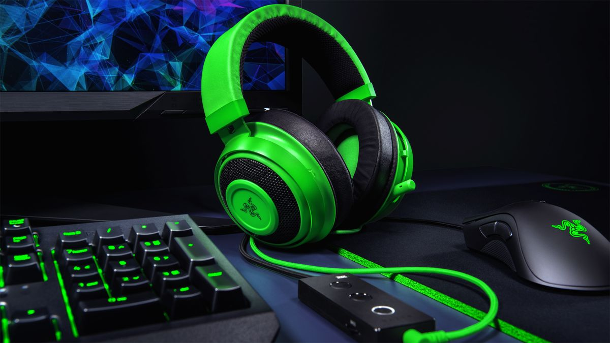 Razer's newest gaming headset features THX surround sound | TechRadar