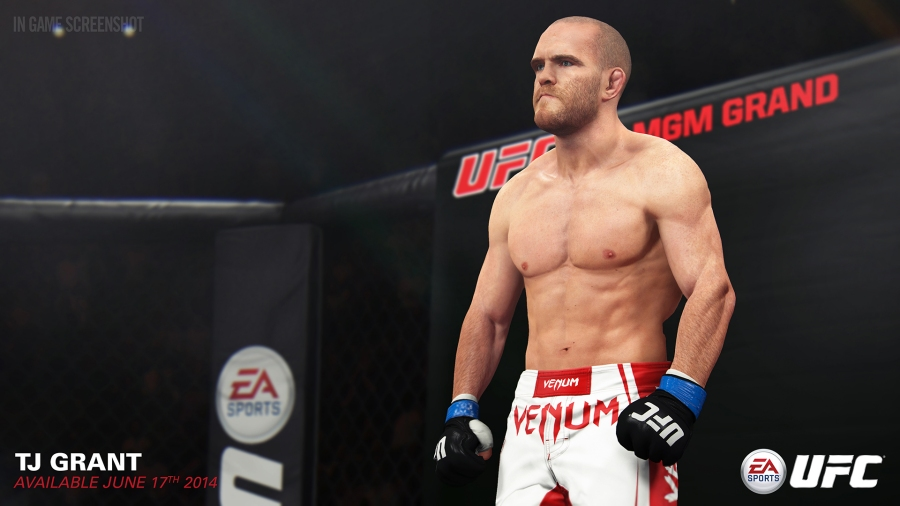 EA Sports UFC Screenshots Keep The Hype Going For PS4, Xbox One #31512