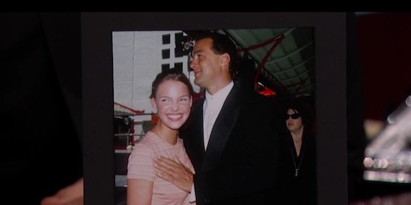 Steven Seagall with his hand on Katherine Heigl's breast