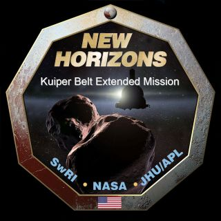 New Horizons' New Patch