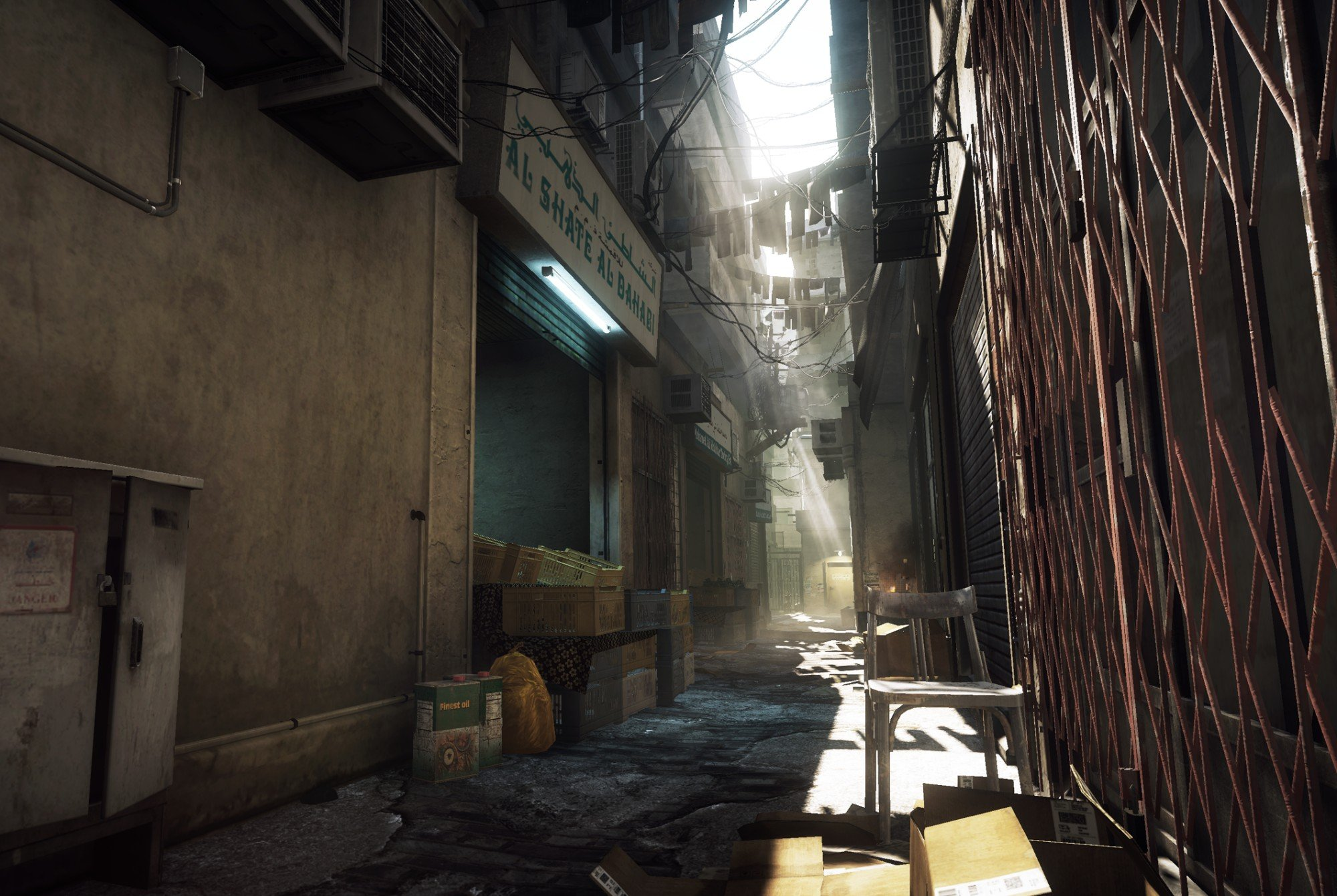 Battlefield 3 HD Concept Art And In-Game Screenshots Released #16612