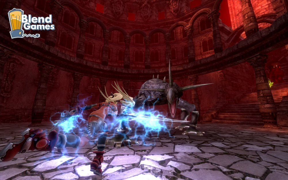New Screenshots For Velvet Assassin And X-Blades #5698