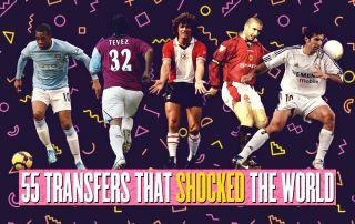 Shocking transfers