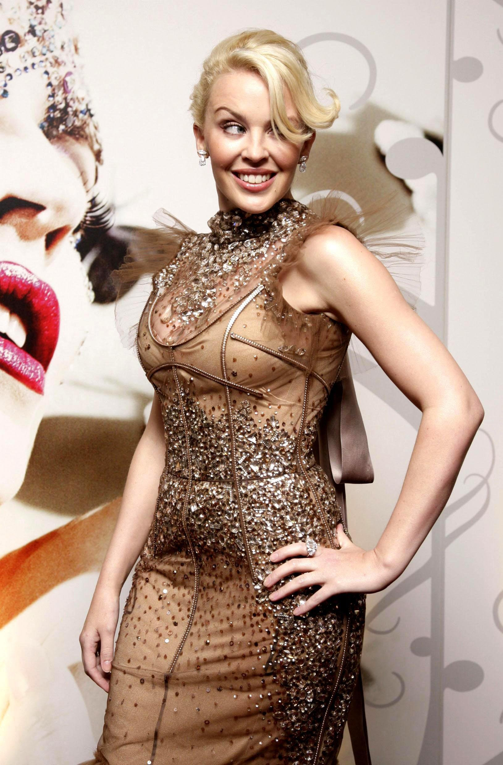 Kylie Minogue to host the Brits